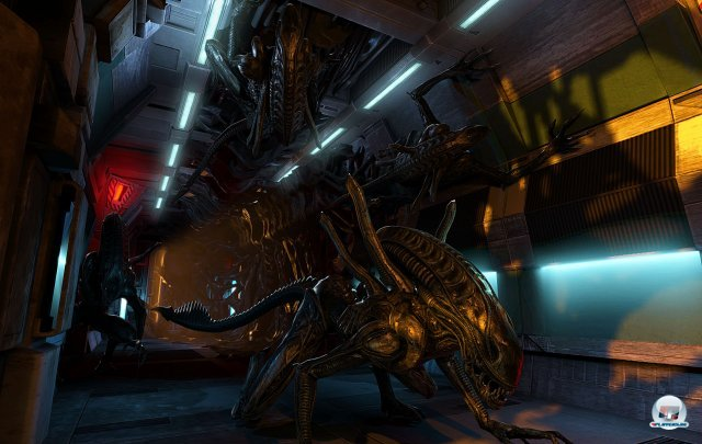 Screenshot - Aliens: Colonial Marines (360) 92399312