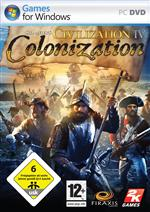 Alle Infos zu Civilization 4: Colonization (PC)