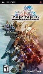 Alle Infos zu Final Fantasy Tactics: The War of the Lions (PSP)