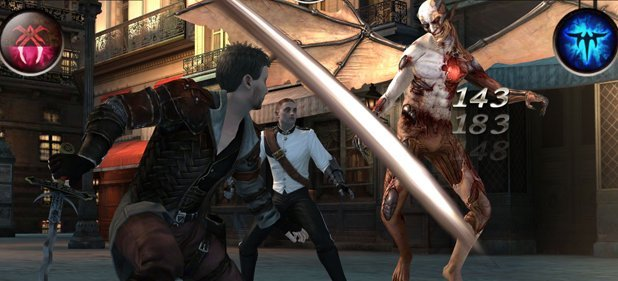 Bloodmasque (Action) von Square Enix