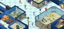 Megaquarium: Aquarienhaus-Tycoon für PC von den Machern von Big Pharma