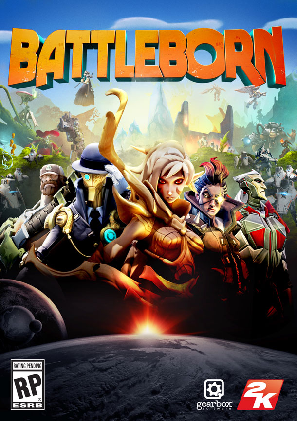 Alle Infos zu Battleborn (PlayStation4)