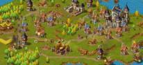 Townsmen: Mittelalterliches Aufbauspiel wird für Switch umgesetzt