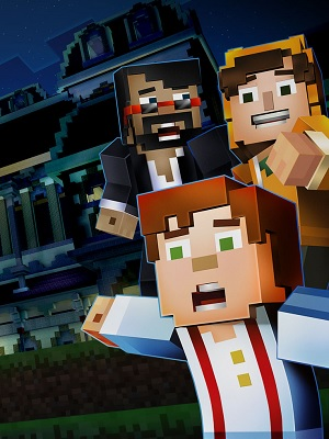 Minecraft Story Mode Episode Access Denied PC Test News - Minecraft story mode spieletipps