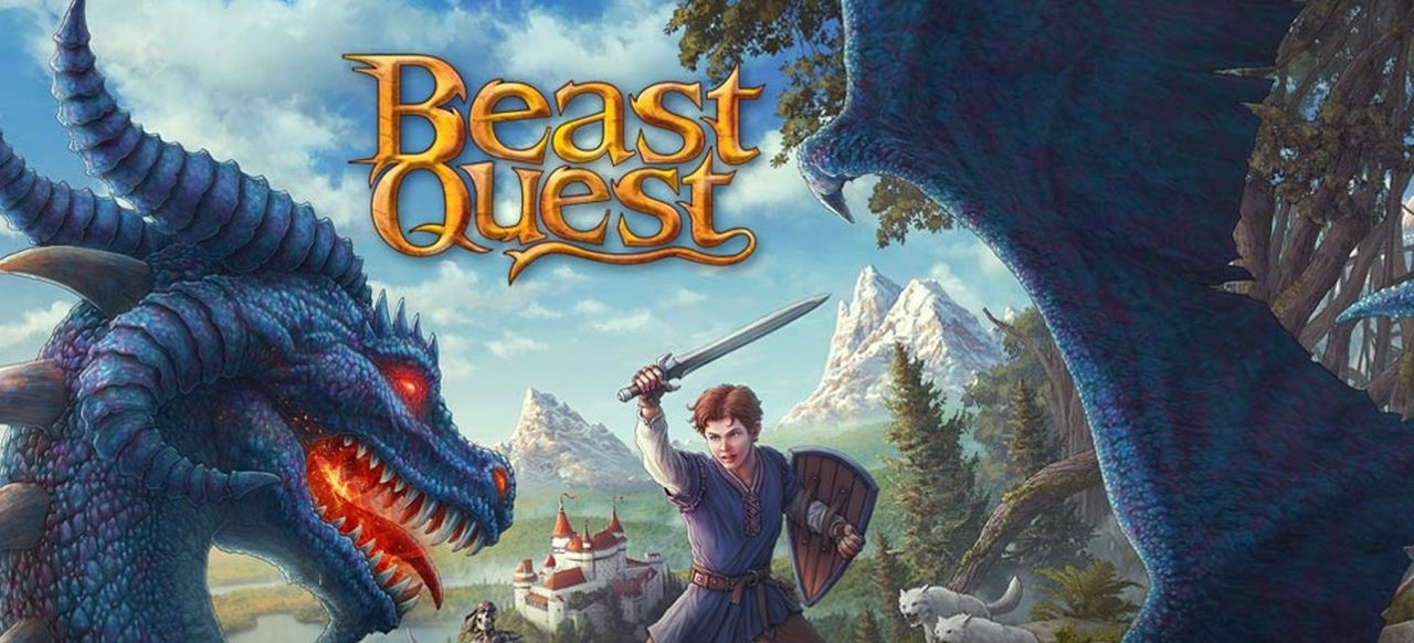 Beast Quest (Action) von Maximum Games