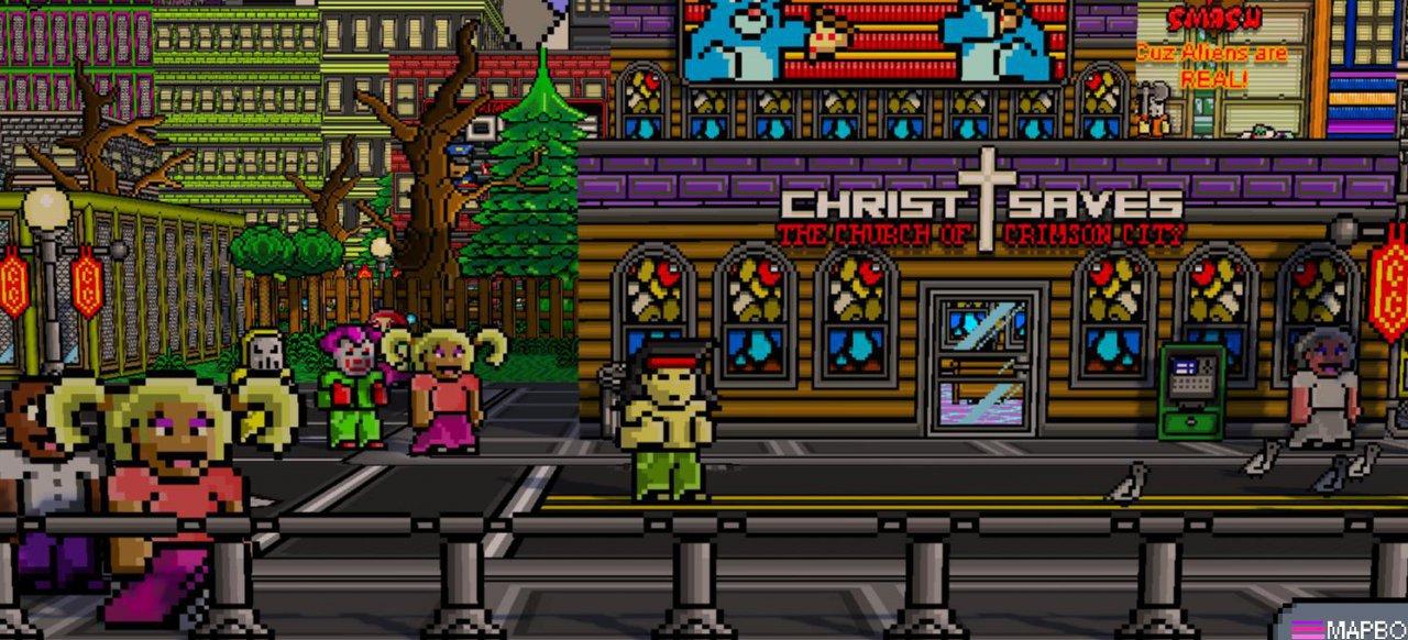 Radical Heroes: Crimson City Crisis (Action) von Desura