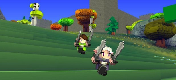 Cube World (Rollenspiel) von
