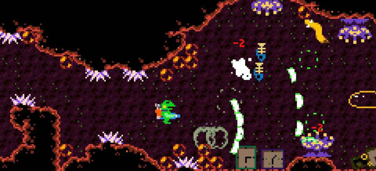Kero Blaster (Action) von Playism / Active Gaming Media