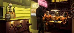 Alberne R�ckkehr der schwedischen Afro-Jamaicaner