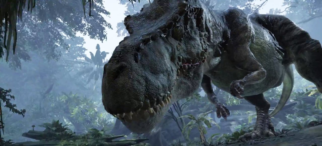 Back to Dinosaur Island  (Adventure) von Crytek