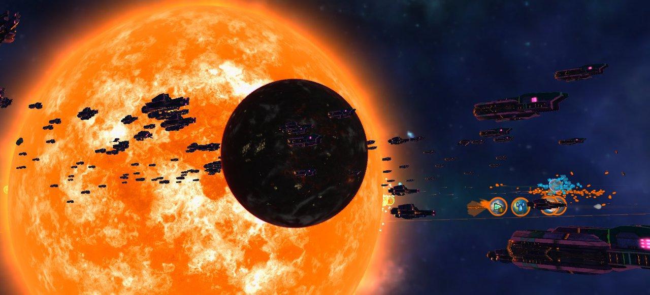 Star Ruler 2 (Strategie) von