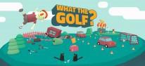 What the Golf?: Entwickler zeigen Bugs aus der Golf-Parodie im Trailer