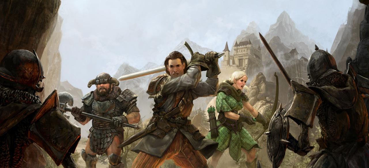 Realms Beyond: Ashes of the Fallen (Rollenspiel) von Ceres Games