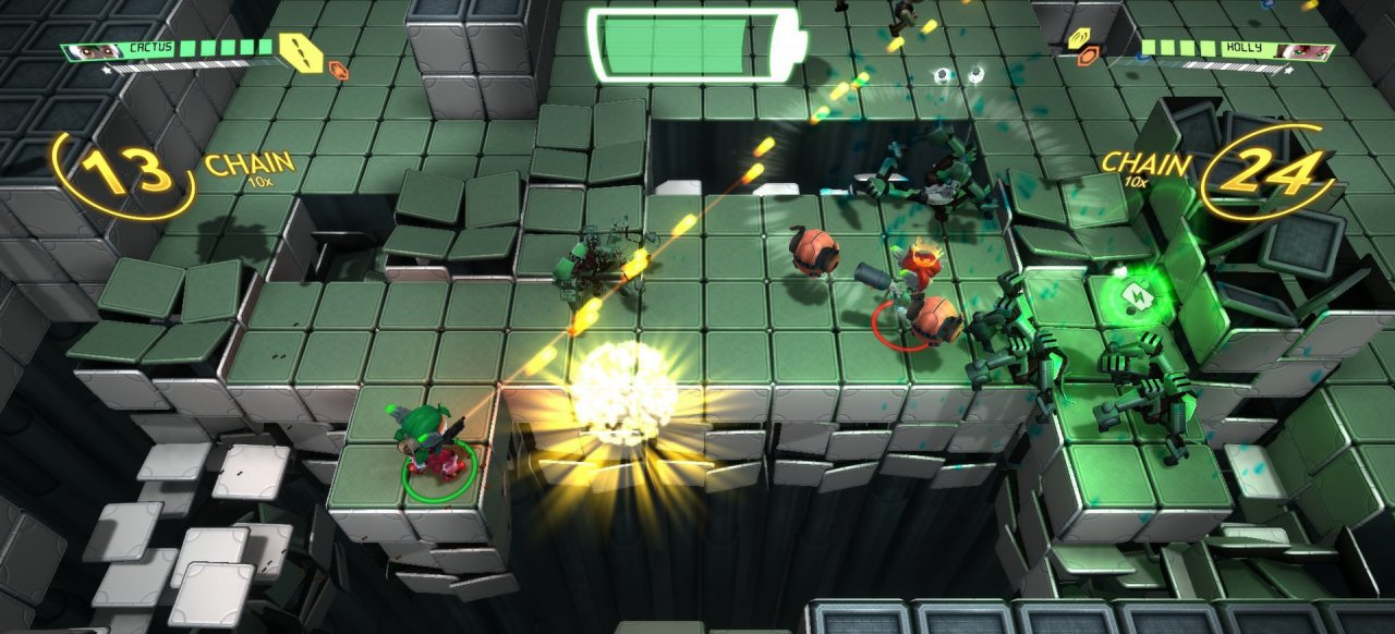 Assault Android Cactus (Action) von