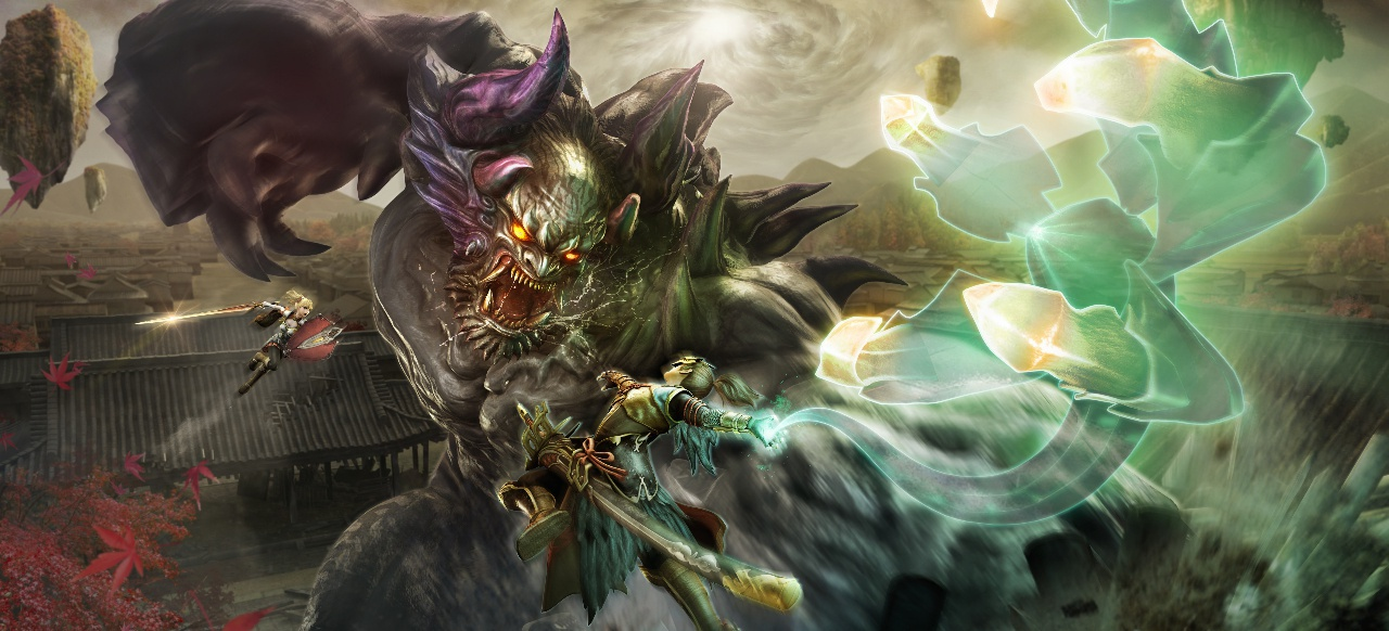Toukiden 2 (Action) von Koei Tecmo