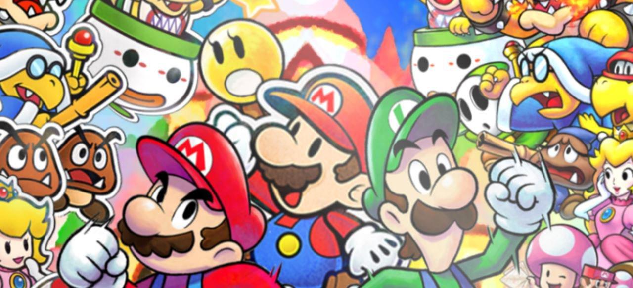 Mario & Luigi: Paper Jam Bros. (Rollenspiel) von Nintendo