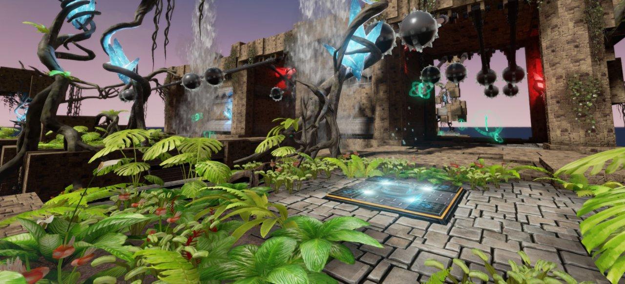 Hover Cubes: Arena (Geschicklichkeit) von Deck 13