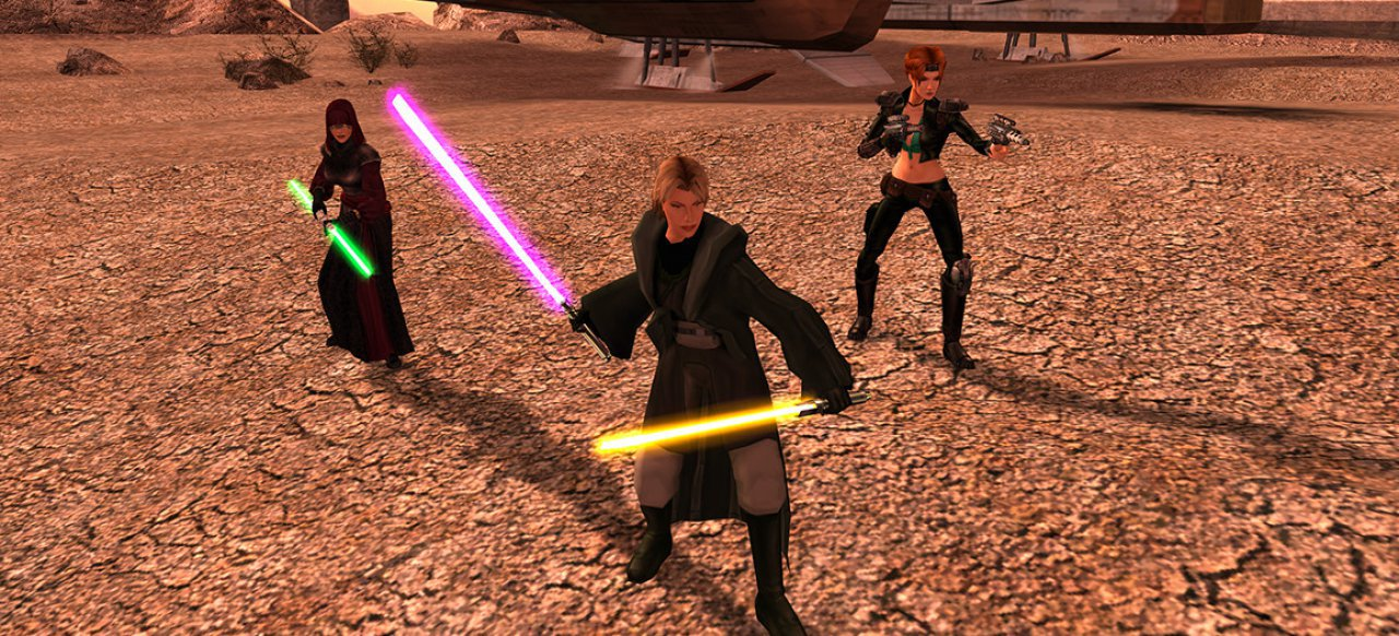 Star Wars: Knights of the Old Republic 2 - The Sith Lords (Rollenspiel) von Activision