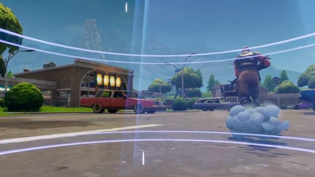 Battle Royale Spielszenen-Trailer
