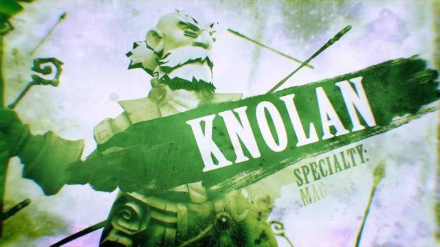 Charakter-Vorstellung: Know Knolan