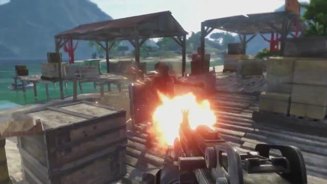 Features-Trailer #2 - Taktiken, Waffen und Skills