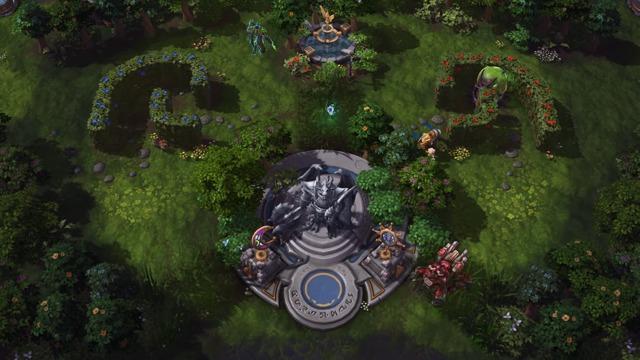 Aktualisierung der Heldin: Lunara