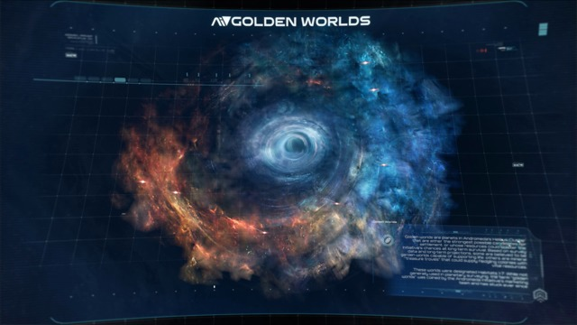 Golden Worlds Briefing