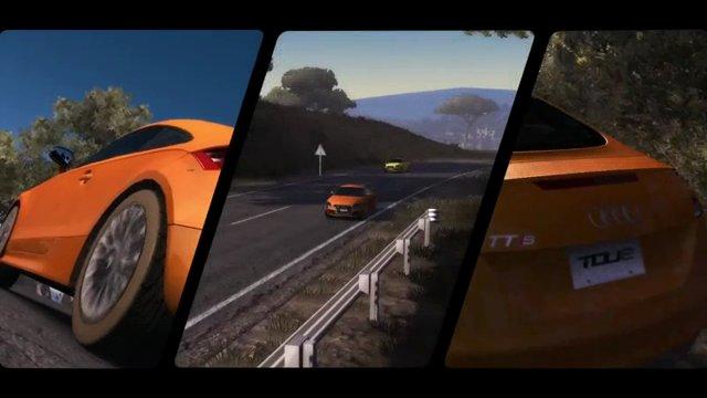 Audi-Trailer