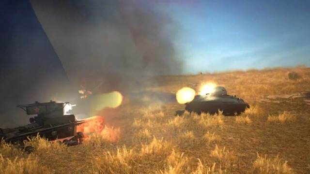 French Tanks-Teaser