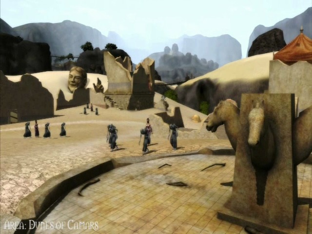 Dunes of Camars