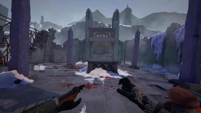 The Gladiator Update