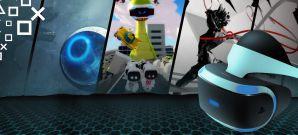 Wir zeigen euch alle aktuellen und kommenden Spiele, die Sonys VR-Hardware unterst�tzen