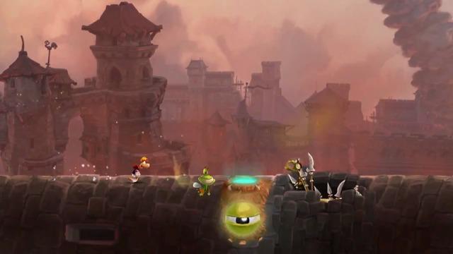 Castle Rock-Spielszenen