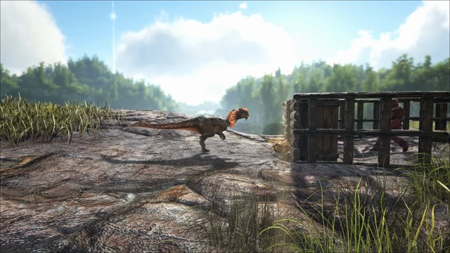 Patch 257: Giant Bee, Daeodon, Liopleurodon, Kentrosaurus, Tek Cave, & Ascension