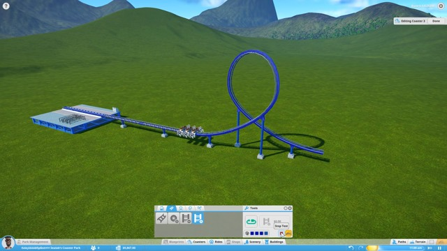 Coaster Builder Showcase (Alpha 2)